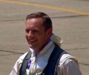 Neil Armstrong, test pilot