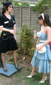 Virginia and Joanna Realdolls in 2009