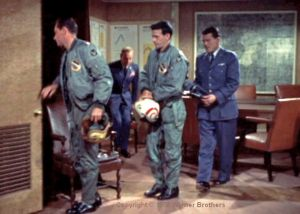 1956 USAF uniforms and flying gear