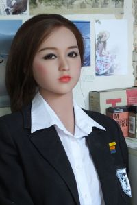Eleanor life-size doll in 2018