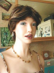 Louise Realdoll in March 2005
