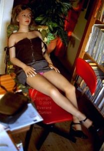 Rebecca Realdoll in March or April, 2001