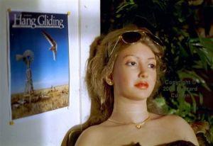Rebecca Realdoll sunlit in early 2001