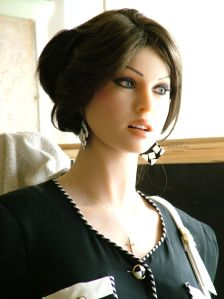 Virginia Realdoll portrait in 2009