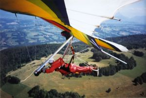 Everard above Saleve 1994