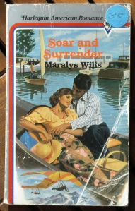 Soar and Surrender by Maralys Wills cover art