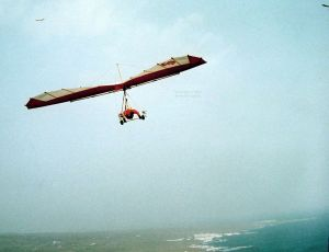 Here, I have launched in an Atlas at Mala, Lanzarote, in 1989