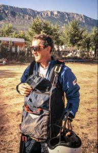 John L. in Spain, 1993
