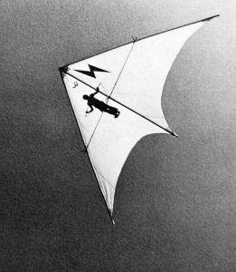 Chris Price prototype 24x20 Swallowtail (photographer not known)