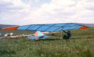 1975 Skyhook Monoplane. Copyright © 2001 Len Gabriels.