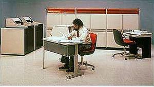 DECSYSTEM-20 'mainframe' computer of 1976