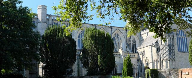 Priory, Christchurch, Dorset