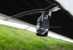 Hang glider camera bracket in 2020