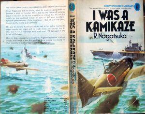 Book cover of 'I was a Kamikaze'