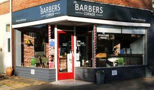 The Barbers Corner, Christchurch, in 2021