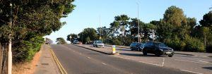 Barrack Road railway bridge