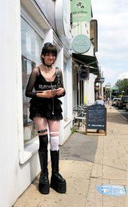 Punk lady Grace