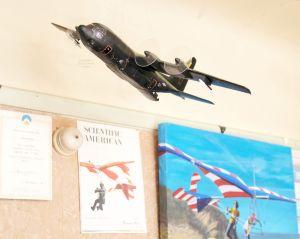 Italeri 1/72 scale Lockheed AC-130