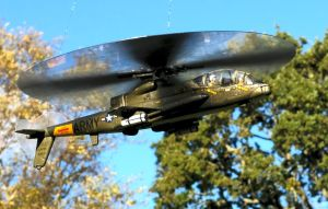 Aurora 1/72nd scale Lockheed AH-56 Cheyenne