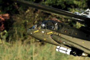 Aurora 1/72nd scale Lockheed AH-56 Cheyenne cockpit