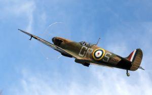Eduard 1/48th scale Spitfire 1A
